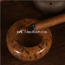 Marble Ashtrays, Cigar and Cigarette Ashtray
