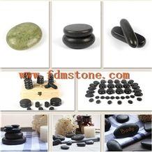 Super Basalt Hot Stone for Deep Massage, Spa Hot Rocks, Spa Treatment Massage Wellness Stones