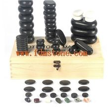 Super Marble Hot Stone for Deep Massage, Spa Hot Rocks, Spa Treatment Massage Wellness Stones
