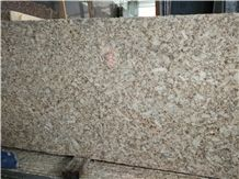 Finland Yellow Diamond Granite,Strong Material ,Easy to Be Cleaned