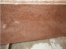 Xinjiang Red, Tian Shan Red, G6520, China Most Red Granite, Excelent Material to Make Step and Counter Top