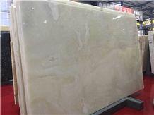 High Polished White Snow Onyx Slabs, Persian White Snow Onyx Slabs & Tiles