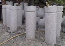 Natural Granite Parking Stone