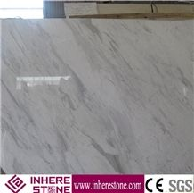 Greece Stone Jazz White Marble Slabs, Volakas White Marble Wall Floor Covering Tiles, Macedonian White Marble