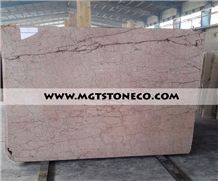Pink Spider Marble Slabs & Tiles, Covering Tiles, Floor Tiles