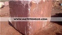 Red Rosa Marble