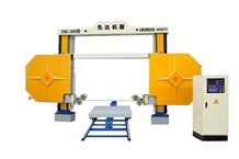 Xianda Cnc-2000-3000 Diamond Wire Saw Machine