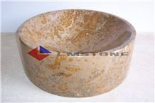 China Basins Vessel Sinks, Wholesale Sinks,Distributed Basins,RosinFarm Basins, Factory Nature Stone Sinks, Manufactured Cheap Square Wash Basins,LM-17