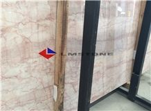 Cream Rose Marble Slabs & Tiles, China Pink Marble