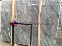 Pacific Blue Marble Ruivina Marble, Grey Marble Tiles & Slabs