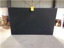 Black Pearl Granite Leather Fnish Slabs 2cm Thickness