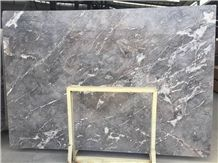 Good Price China Romantic Grey Marble Polished Natural Stone Tiles & Slabs, Cappuccino Silver Mink Marble Hotel,Bathroom Cover,Flooring,Interior Paving,Clading,Decoration Quarry Owner