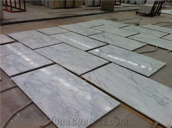 600x600 Oriental White Marble Floor Tilewhite Marble Tile Flooring