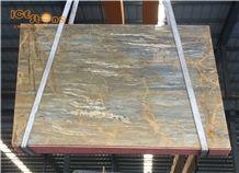 China Yunnan Gold Marble Tiles & Slabs/Brecce Bergerac Yellow Marble Tiles & Slabs/China Yellow Marble Tiles & Slabs/China Yellow Marble Floor Covering Tiles/China Yellow Marble Wall Covering Tiles