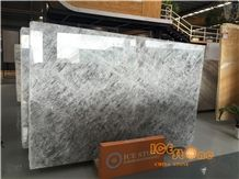 Zhechuan White Jade Marble Tiles & Slabs/China White Marble Tiles & Slabs/Sonw Fox Marble Tiles & Slabs/Alps Marble Tiles & Slabs