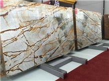 Blue Roma Natural Quartzite Tiles & Slabs/Roma Imperiale/Azul Mare Quartzite/Blue Mare Quartzite/Brazil Blue Quartzite Floor Tiles & Wall Tiles/Inside Floor Covering/Luxury Quartzite Tiles