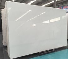 China Han White Marble Slabs & Tiles/Pure White Jade/Sichuan Han White Jade for High Quality & Best Price/White Marble Wall & Floor Covering Tiles/High Grade White Marble