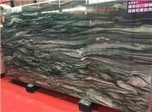 New Green Granite Slabs & Tiles/Brazil Green Granite Polished Floor Covering Tiles/Phoenix Green Color Granite For Floor Wall & Counter Top Decoration/High Polished Big Slabs