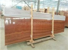 Red Wooden Vein Marble Tiles & Slabs/Polished Red Serpeggiante Marble Big Slabs/ Wooden Red Marble Tiles & Big Slabs For Wall & Floor/Wood Grain Red Marble