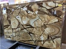 Yellow Luxury Palomino Quartzite Tiles & Slabs/Quartzite Floor Covering/Quartzite Wall Covering/ Flamenco Quartzite/Quartzite Wall Tiles/High Grade & Good Price Slabs