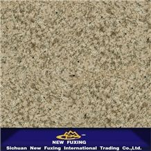 Hjz Middle Brown Granite Slabs and Tiles Polished
