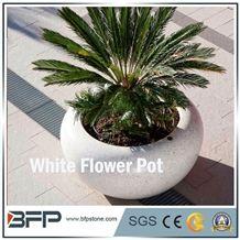 Flower Pots, Flower Cups,Flower Vases, Flower Planters, Flower Stand,Granite Flower Pot, Landscaping
