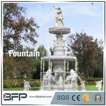 Garden Fountains, Stone Fountains, Marble Fountains, Exterior Fountains, Sculptured Fountains