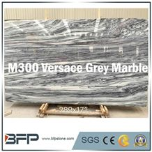 Natural Stone Slab Grey Marble Floor Wall Tile