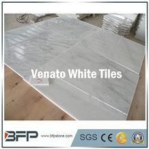 Venato White Tiles,White Marble Tiles,Polished Marble Tiles,Marble Flooring Tiles,Marble Tiles
