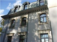 Ufaleyskaya Marble Building Ornaments