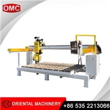 Multi-Funtion Stone Cutting and Polishing Machine with Cnc Router