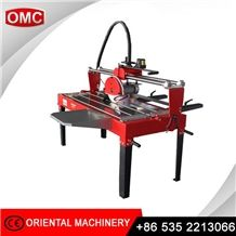 Osc-H Small Manual Portable Marble Granite Stone Cutting Machines with Ce