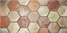 Reclaimed Terracotta Antique Tiles