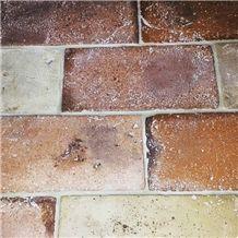 Rectangle Terracotta Tiles