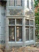 Indiana Buff Custom Limestone Buildings, Walling, Door and Window Surrounds
