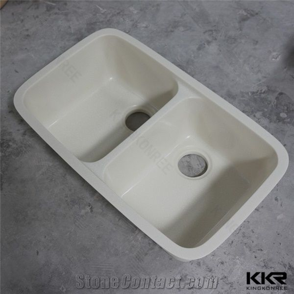 Artificial Stone Malaysia Kitchen Sink, Polyester Resin Sinks from ...