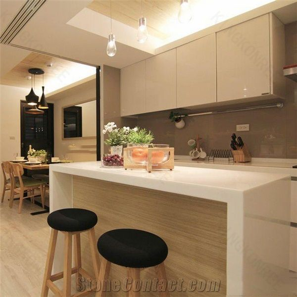 China Supplier Wholesale Solid Surface Restaurant Counter Top