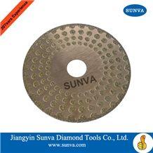 Sunva-Sy-511 Diamond Coated Saw Blades/Cutting Blades