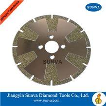 Sunva-Sy-514 Diamond Coated Saw Blades/Cutting Blades