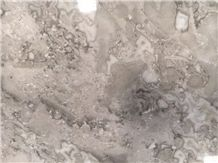 Khabourah Cirrus Marble Tiles, Slabs