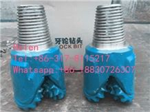"""Api 4 5/8"""" Ha117 Steel Tooth Tricone Rock Roller Bits/Tricone Drill Bits"""