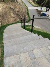 Pierre St Marc Limestone Steps