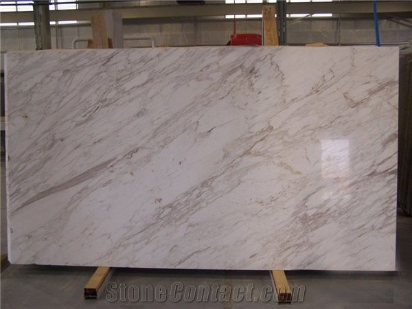 Volakas Marble Slabs from Qatar-496967 - StoneContact com