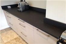 Welsh Slate - Dark Blue Grey Slate Kitchen Work Tops