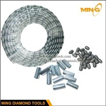High Efficiency Diamond Profiling Wire Saw for Block Cutting &Trimming