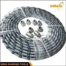 Hot Sale Diamond Wire for Granite Used on Multiwire Saw Machine