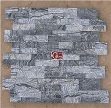Old Wooden Veins Marble Cultured Stone