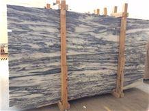 Ocean Blue Marble Tile&Slab, White Blue Marble Turkey