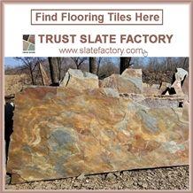 Autumn Quartzite Ledgestone, Quartzite Ledgestone Autumn, Grey Quartzite Stacked Stone Veneer