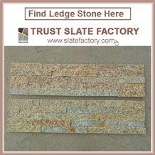 Golden Quartzite Flooring,Desert Quartzite Paver, Beige Quartzite Patio